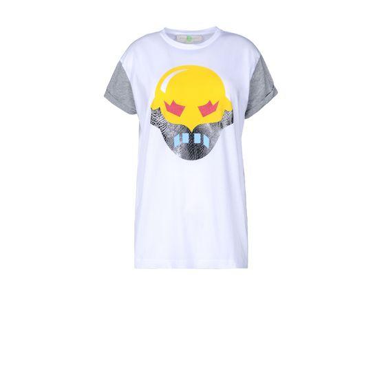 STELLA McCARTNEY, T-Shirt, Stellasuperheroes T-shirt