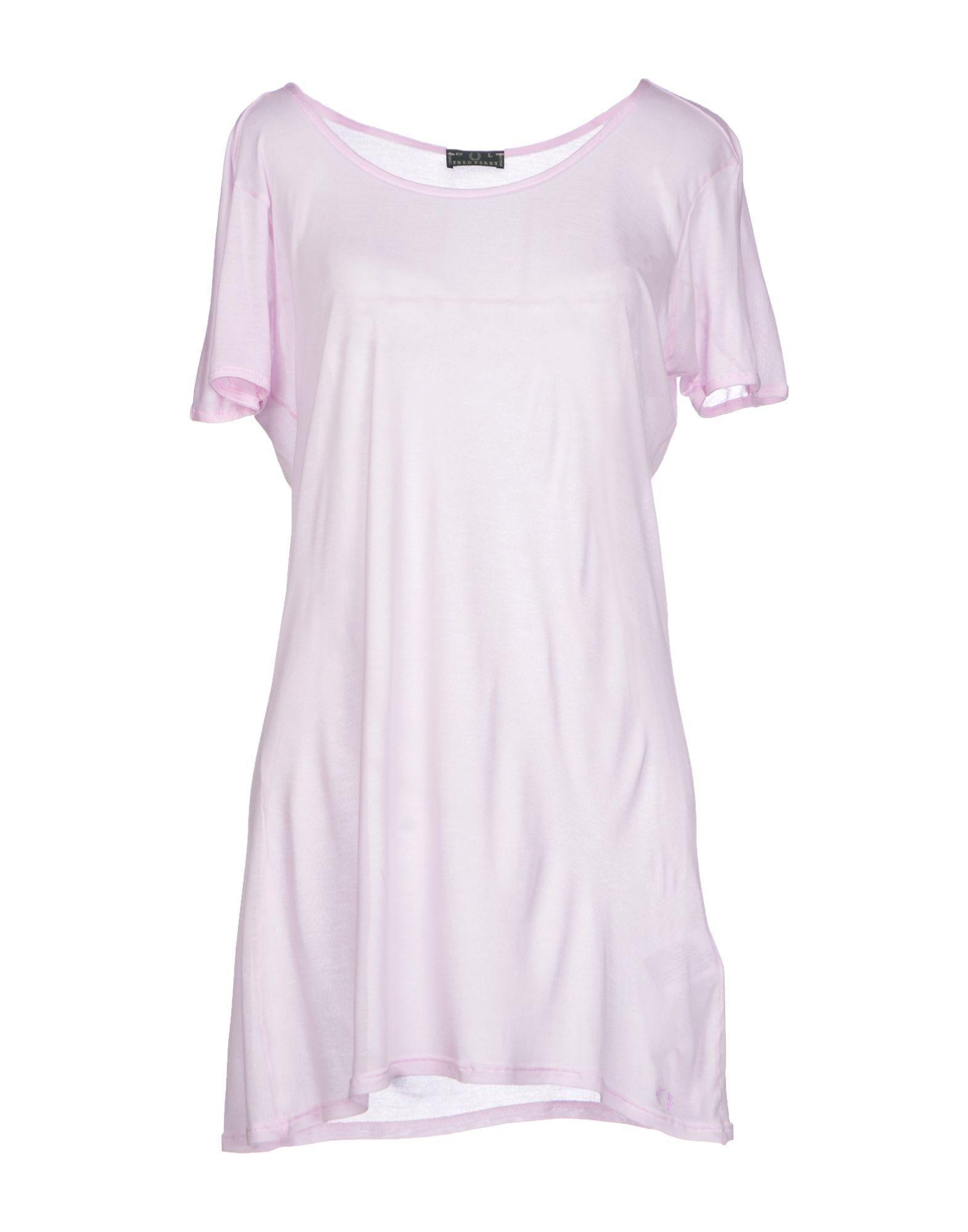 FRED PERRY Damen T-shirts Farbe Rosa Größe 4