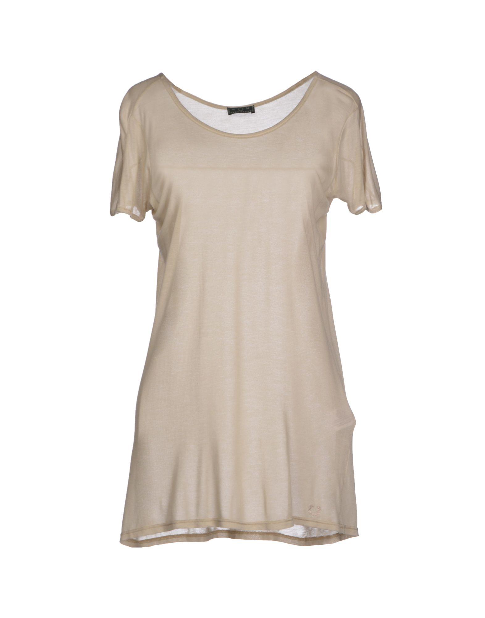 FRED PERRY Damen T-shirts Farbe Sand Größe 5