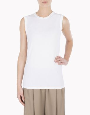 BRUNELLO CUCINELLI Sleeveless t-shirt D M0T1802B80 f