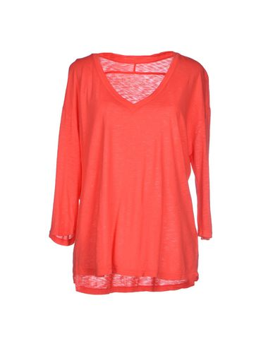 Foto LILY ALDRIDGE FOR VELVET T-shirt donna T-shirts