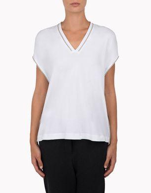 BRUNELLO CUCINELLI M0T18H0302 Short sleeve t-shirt D f