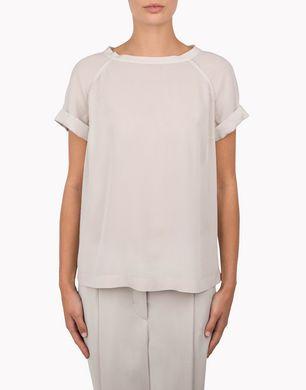 BRUNELLO CUCINELLI MB912E8150 Short sleeve t-shirt D f