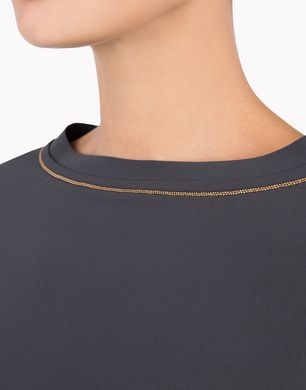 BRUNELLO CUCINELLI MB912E8408 T-shirt maniche lunghe D d