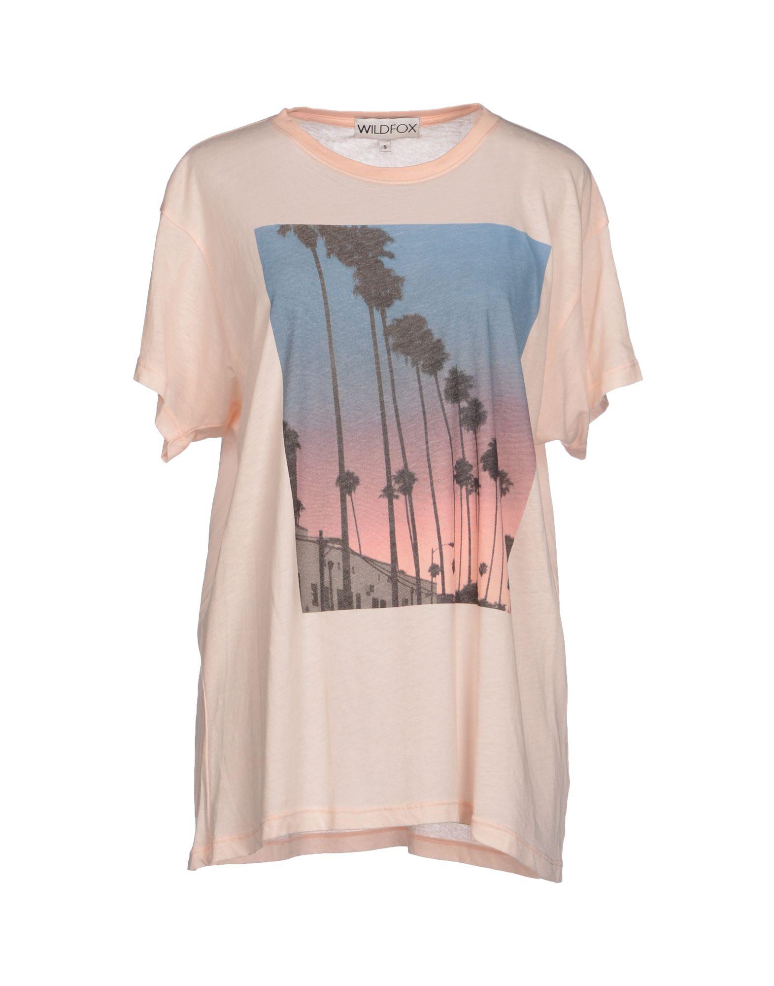 T-shirt WILDFOX