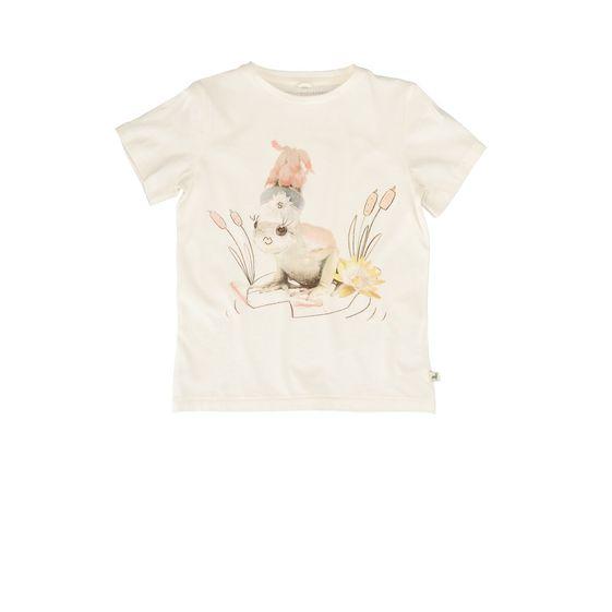 STELLA McCARTNEY KIDS, T-Shirts, ARLO PRINCESS FROG T-SHIRT