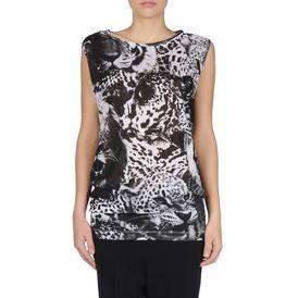 STELLA McCARTNEY, T-shirt, T-shirt imprimé léopard