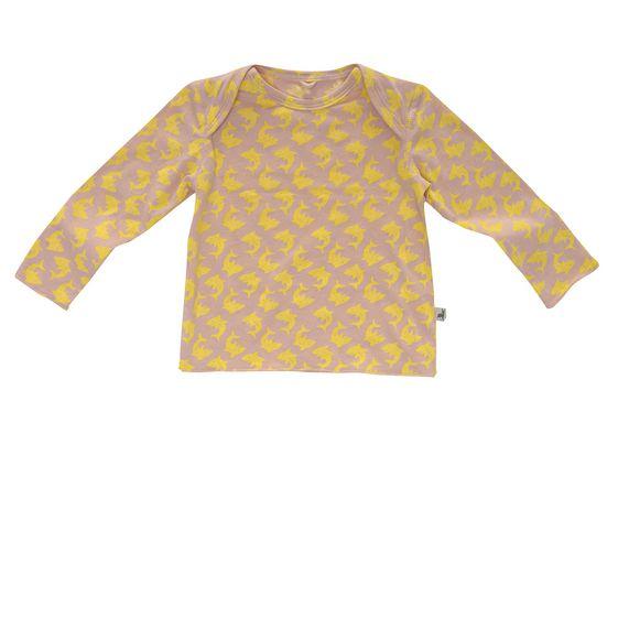 STELLA McCARTNEY KIDS, T-Shirts, Buster Shark Print T-shirt