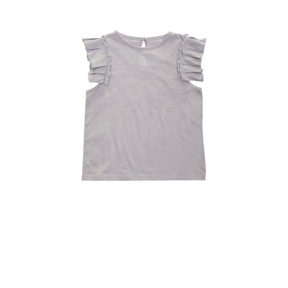 STELLA McCARTNEY KIDS, T-Shirts, CECILE TOP