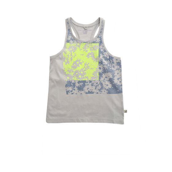 STELLA McCARTNEY KIDS, T-Shirts, VALENTINE ORAGAMI TOP
