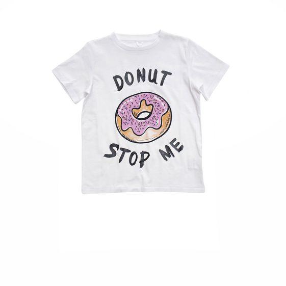STELLA McCARTNEY KIDS, T-Shirts, ARLO T-SHIRT
