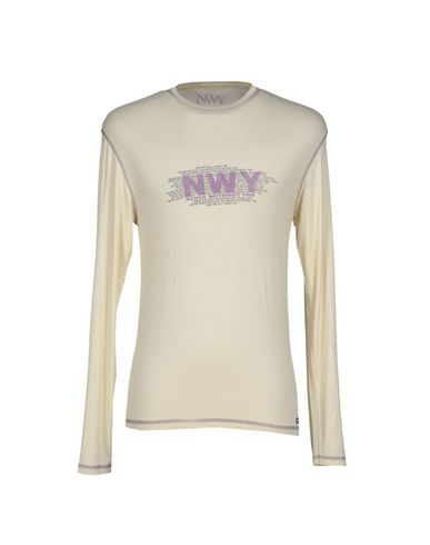 Foto NWY NEVER WITHOUT YOU T-shirt uomo T-shirts