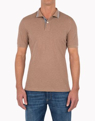 BRUNELLO CUCINELLI Polo shirt U MTS254665 f