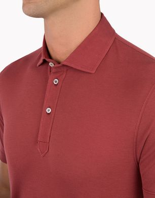 BRUNELLO CUCINELLI MTS253968 Polo shirt U d