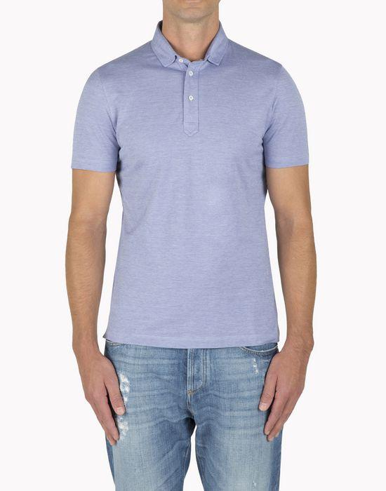 BRUNELLO CUCINELLI MTS223968 Polo shirt U f