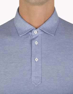 BRUNELLO CUCINELLI MTS223968 Polo shirt U d