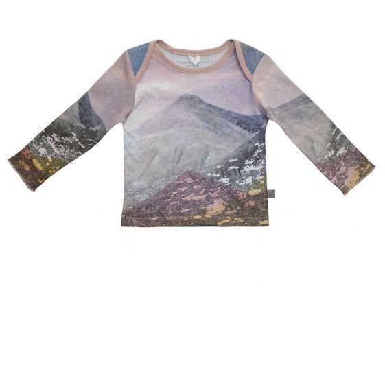 STELLA McCARTNEY KIDS, T-Shirts, BUSTER LANDSCAPE T-SHIRT