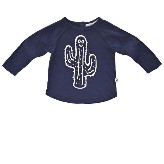 STELLA McCARTNEY KIDS, T-Shirts, MAX CACTUS T-SHIRT