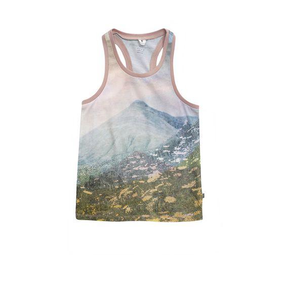 STELLA McCARTNEY KIDS, T-Shirts, VALENTINE LANDSCAPE TOP