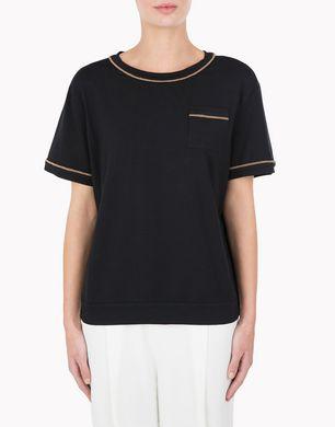BRUNELLO CUCINELLI Kurzärmliges T-Shirt D M0T18H7300 f