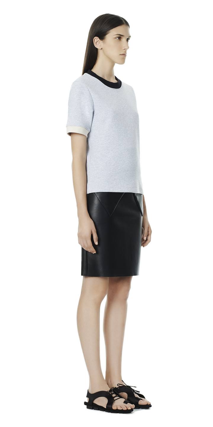 Balenciaga Short Sleeve Sweat