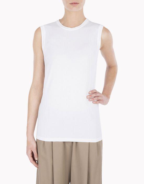 BRUNELLO CUCINELLI MPT1802B80 Sleeveless t-shirt D f