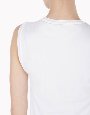BRUNELLO CUCINELLI MPT1802B80 Sleeveless t-shirt D d