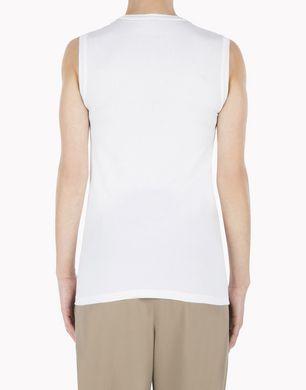 BRUNELLO CUCINELLI MPT1802B80 Sleeveless t-shirt D r