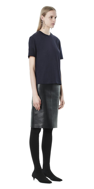 Balenciaga Spray Short Sleeve Top
