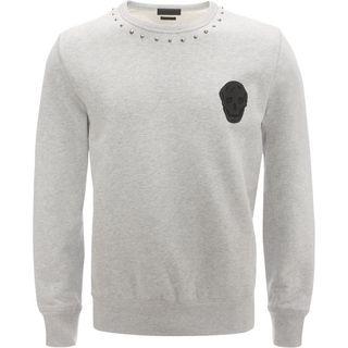 ALEXANDER MCQUEEN, Sweatshirt, Skull Motif Sweatshirt