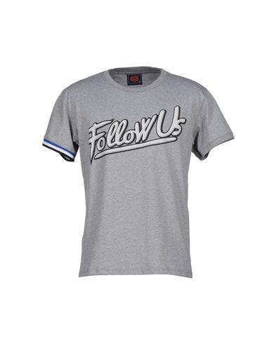 Foto FOLLOW US T-shirt uomo T-shirts