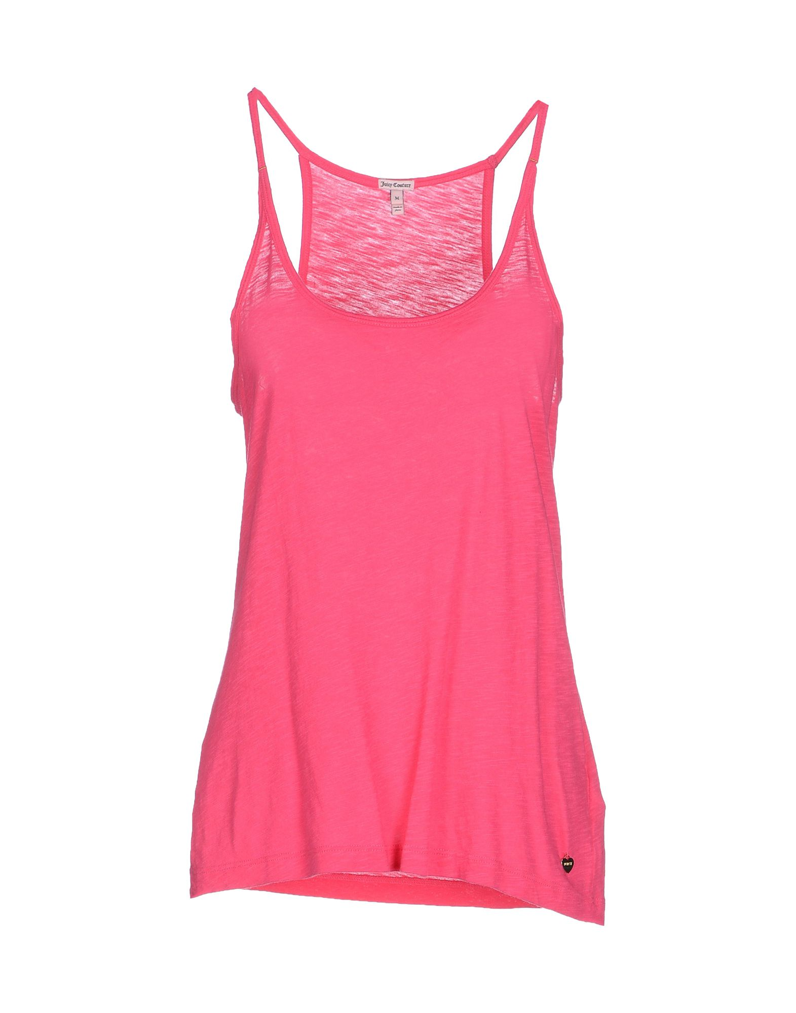 JUICY COUTURE Tank tops