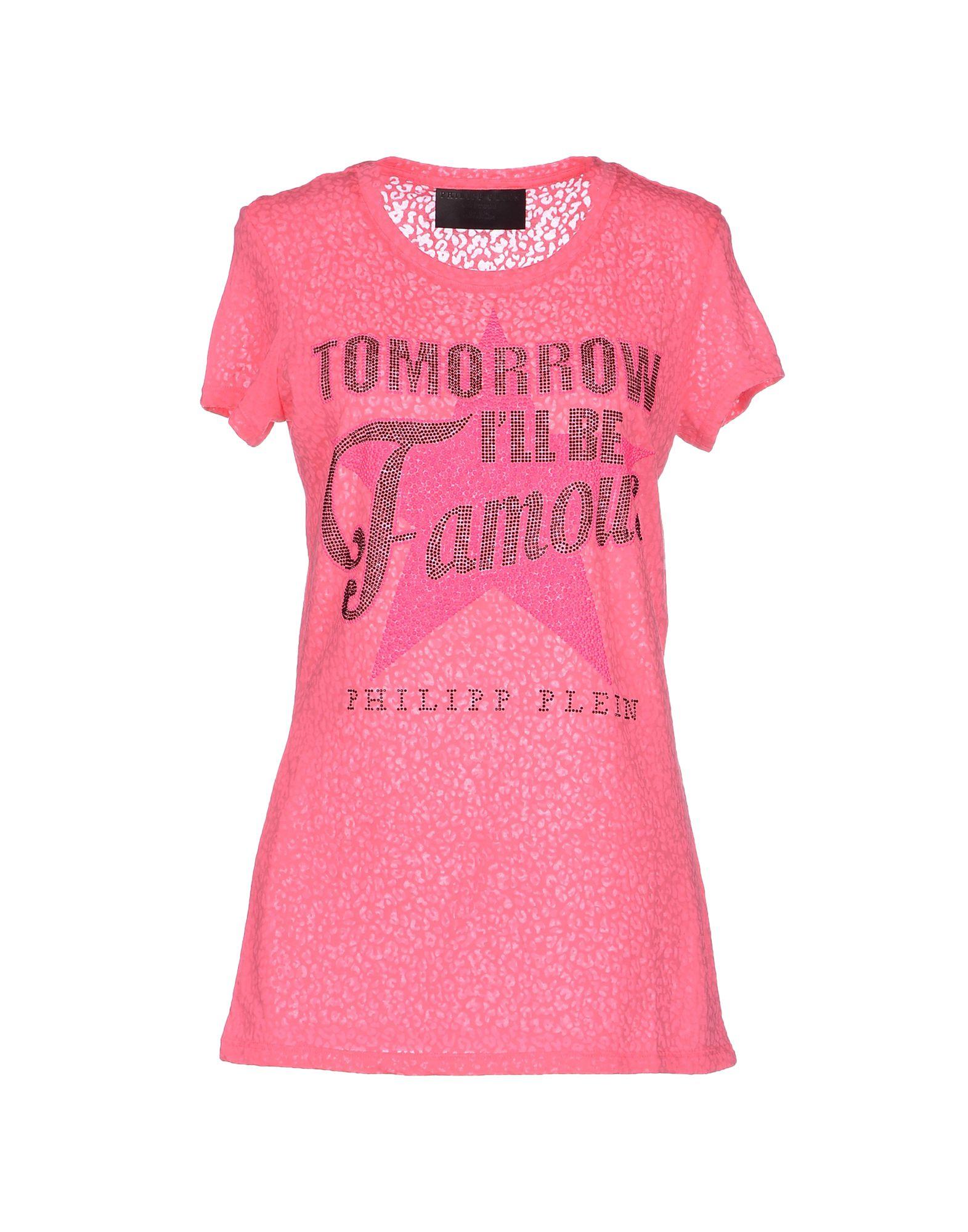 PHILIPP PLEIN COUTURE T-shirts