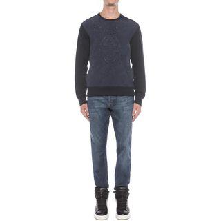 ALEXANDER MCQUEEN, Sweatshirt, Jacquard Sweatshirt