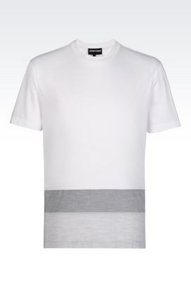 Armani T-shirt maniche corte Uomo t-shirt in jersey
