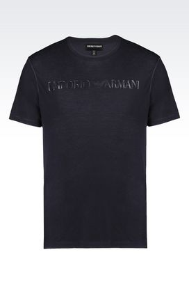 men 39 s t shirts emporio armani on line. Black Bedroom Furniture Sets. Home Design Ideas
