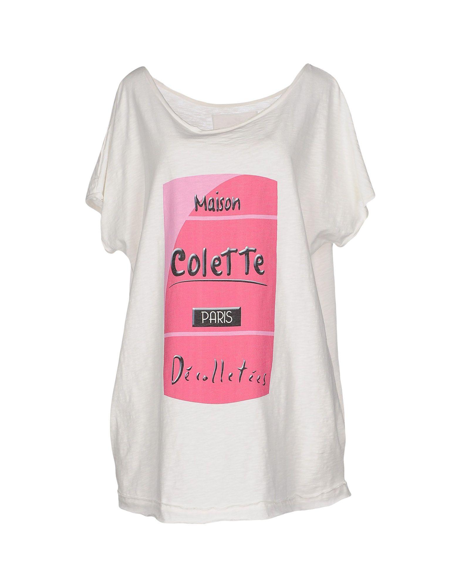 MAISON COLETTE T-shirts