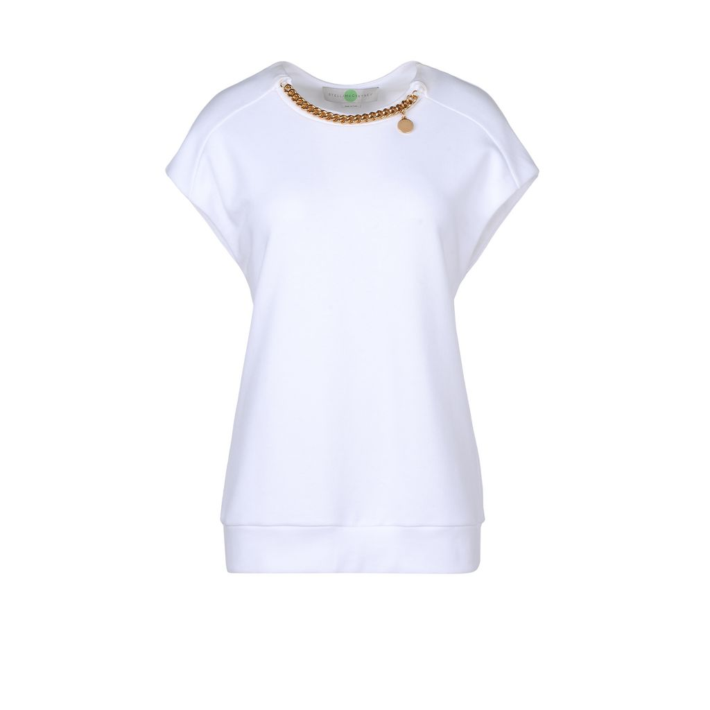 Falabella Short Sleeved Sweatshirt