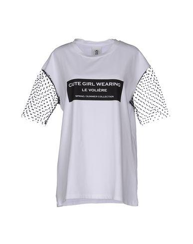 Foto LE VOLIÈRE T-shirt donna T-shirts
