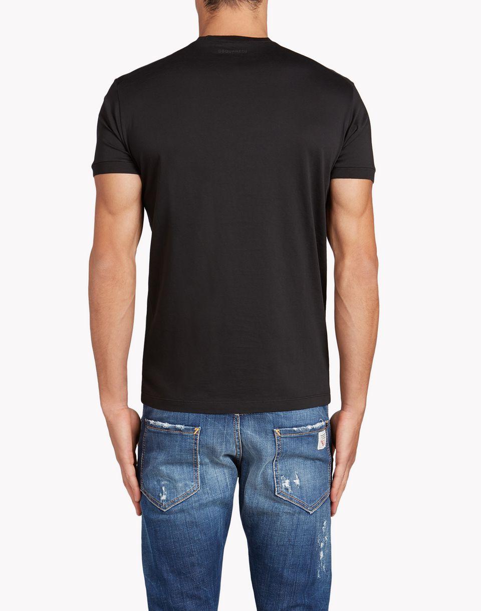dan t-shirt tops & tees Man Dsquared2