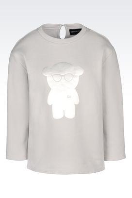 Armani Sweatshirts Women cotton sweatshirt