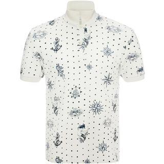 ALEXANDER MCQUEEN, T-shirt, Skull Tattoo Polo