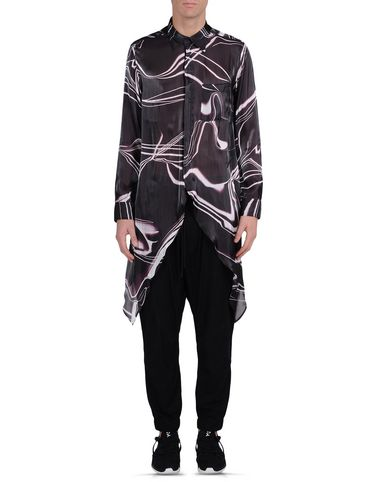 Y-3 LIGHTNING LONG SHIRT SHIRTS man Y-3 adidas