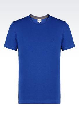 Armani T-Shirt Homme t-shirt en jersey
