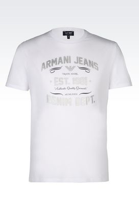 Armani Print t-shirts Men t-shirts and sweatshirts