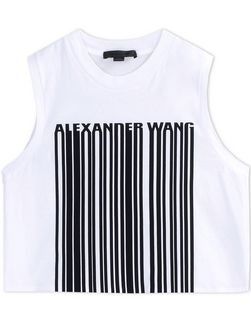 WELDED BARCODE CROPPED TANK