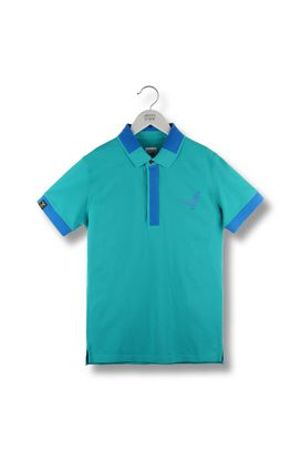 Armani Polos Men polo shirt in jersey