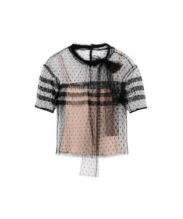 REDValentino KR0AA0D11GK 0NO Top Woman a