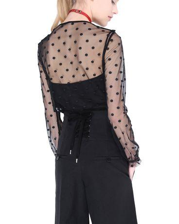 REDValentino KR0AB00W2AH 0NO Shirt Woman d