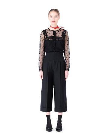 REDValentino KR0AB00W2AH 0NO Shirt Woman f